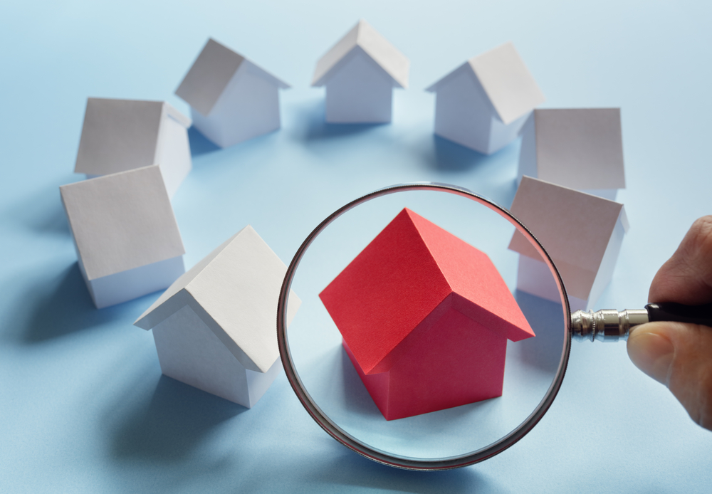 image for Choosing the right real estate, house or new home